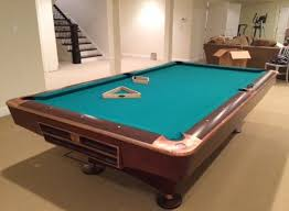 Used Pool Table by A15 Used Brunswick Gold Crown Iv Pool Table Mint Condition A1