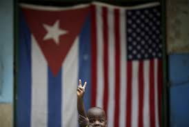 All The States Flags Normalization Of Relations With Cuba Is All But Irreversible Now
