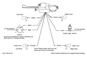turn signal wiring diagrams diagram corvette intended for ford