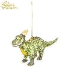 green glitter dinosaur ornament hobby lobby 5458401