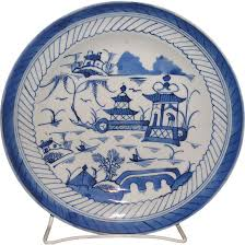 canton porcelain export painted canton blue and white porcelain