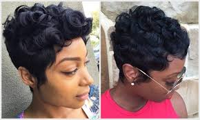 hair weave for pixie cut 10 cute wavy curly pixie cut hairstyles to inspire your next salon