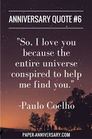 words of wisdom for the happy couple50th anniversary centerpieces 20 anniversary quotes for him paulo coelho anniversaries
