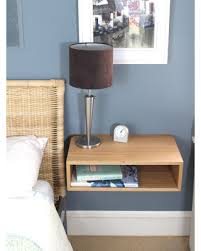 Floating Nightstand Shelf Savings On Floating Nightstand Hanging Bedside Table In