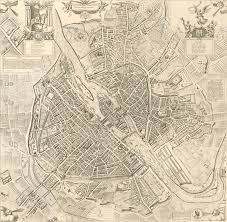 Map Paris France by Paris I Old Maps Of Paris Year 1609 Art And Illustrations