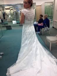 Cap Sleeved Crepe Sheath Wedding Dress David U0027s Bridal Wedding Dress David Bridal Wedding Dress David Bridal Promotion