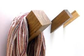 oak wall hook wooden coat hook coat rack modern wooden zoom