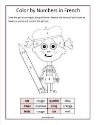 french numbers worksheet free worksheets library download and