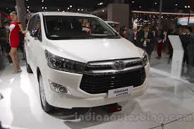 toyota auto car toyota innova crysta petrol variants features revealed
