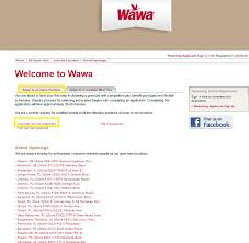 How To Complete A Resume Wawa Job Application Whitneyport Daily Com