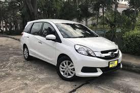 honda 7 seater car car rental honda mobilio 7 seater in pattaya