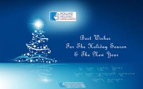 hellenic season s greeting and happy new year