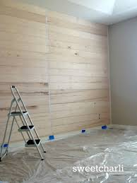 why you should do a wooden plank wall in your bedroom sweet charli