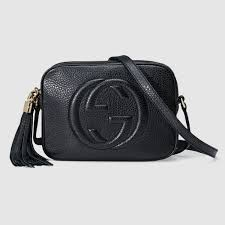 soho small leather disco bag gucci women u0027s shoulder bags
