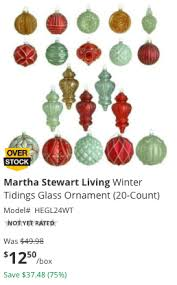 martha stewart christmas tree home depot black friday 75 off christmas clearance at home depot southern savers