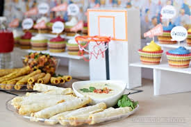 basketball party ideas basketball playoff party ideas home made interest