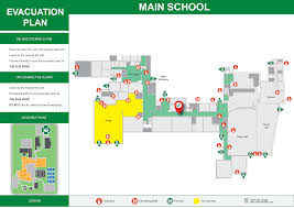 Fire Evacuation Plan Template For Office by Emergency Fire Evacuation Plans For Schools Colleges Universities