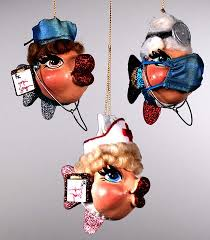 Nurse Christmas Ornament - christmas decorations tagged