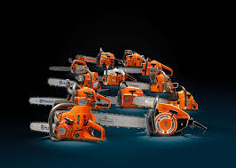 rancher logging about husqvarna chainsaws since 1959