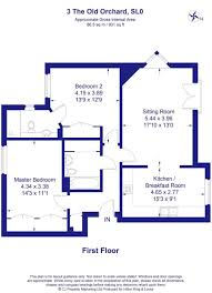 2 bedroom apartment for sale in 3 the old orchard iver