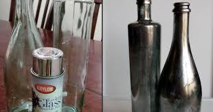 Mercury Glass Vases Diy Diy Thejoyofdecorating Com
