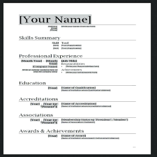 blank resume templates blank resume templates for microsoft word office resume