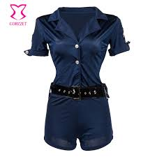 Womens Halloween Costumes Compare Prices Police Women Uniform Shopping Buy