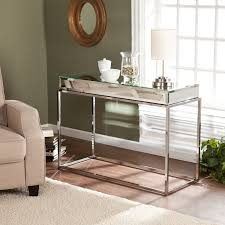 Coffee Table Mirror by Mirrored Console Table