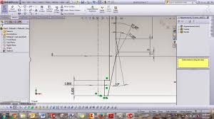 Radius On A Map Cad For Dummies Solidworks Tutorial Pen Cover