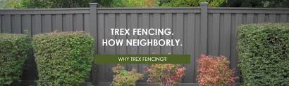 trex fencing the composite alternative to wood u0026 vinyl trex