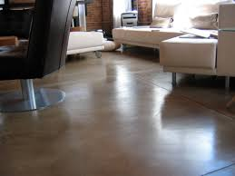 interior design cool painted interior concrete floors home