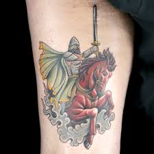 elimination tattoo 4 on 1 four horsemen of the apocalypse ink