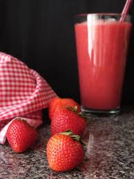 smoothie saturday heart healthy reds the fitchen