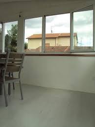 veranda chiusa realizzazione di una veranda in terrazzo chiusura con infissi in pvc