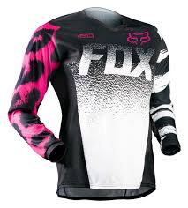 motocross gear fox fox girls jersey 180 black pink 2015 racewear for ladies u0026 girls