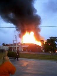 Fire Pit Bq - clewiston sonny u0027s real pit barbeque burned clewiston photo