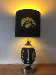 iowa hawkeyes football lamp sports light man cave college dorm