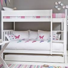 The Best Bunk Beds For Kids My Baba Parenting Blog - White bunk bed with mattress
