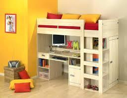 bunk bed desk underneath kids loft bed with desk underneath loft bed with desk and stairs