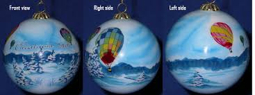 collectable 2010 hand painted christmas ornament half price