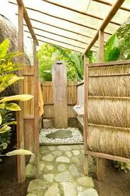 Outdoor Shower Room - outdoor showers house gardens and outdoors