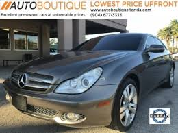 mercedes of jacksonville used mercedes cls class for sale in jacksonville fl 11