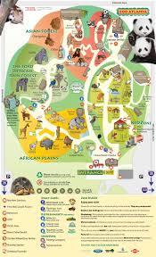 Map Of Atlanta Atlanta Zoo About Zoos
