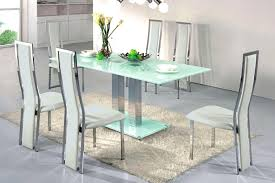 how to make a dinner table glass dining room table for 6 how to make a glass dining room table