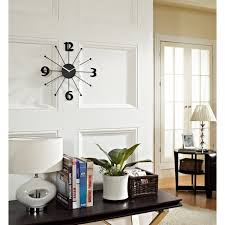 modern living room wall clocks u2013 modern house
