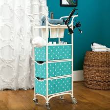 Bathroom Storage Cart Rolling Bathroom Storage Cart Colorful Bathroom Storage Carts