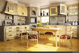 gracious wooden rustic kitchen decor kitchen ideas inspirations