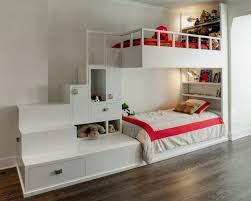 chambre lit superposé adoptez le lit superposé pour la chambre de vos enfants ideeco
