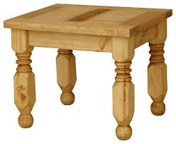 Pine End Tables Inspirations Pine End Tables With Image 14 Of 16 Carehouse Info