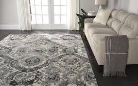 Nourison Area Rugs Nourison Twilight Ivory Grey Area Rug The Rug Gallery